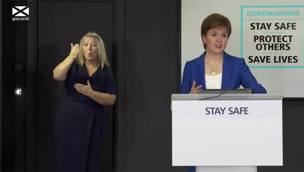 First Minister Nicola Sturgeon has hit back at opposition politicians and sections of the media for their misrepresentation of vaccination statistics. There have been accusations from anti-independence MSPs and media […]